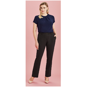 Biz Collection 10630 Rococo Tapered Leg Pant