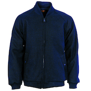 DNC 3602 Wool Blend Bluey Jacket