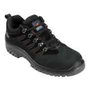 Mongrel Boots 390080 Black/Grey Hiker Shoe