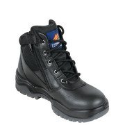 Mongrel Boots 961020 Black Kip Boot