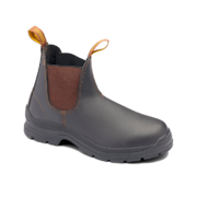 Blundstone 405 V Cut Waxy Elastic Side Boot