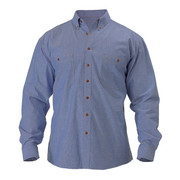 Bisley B76407 Chambray Shirt - Long Sleeve