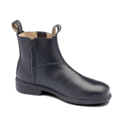 Blundstone 783 Full Grain Leather Zip Sided Safety Boot