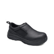 Blundstone 886 Womens Water Resistant Leather Slip On Safety Shoe