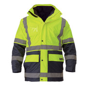 Bisley BK6975 5 In 1 Rain Jacket