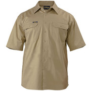 Bisley BS1893 Cool Lightweight Drill Shirt - Short Sleeve