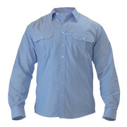 Bisley BS6030 Oxford Shirt - Long Sleeve
