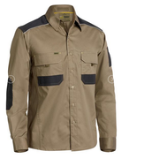Bisley BS6133 Flex and Move Long Sleeve Shirt
