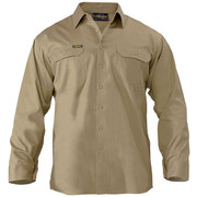 Bisley BS6893 Cool Lightweight Drill Shirt - Long Sleeve