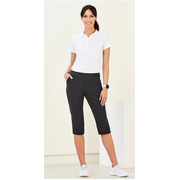 Biz Collection CL040LL Jane 3/4 Length Stretch Pant