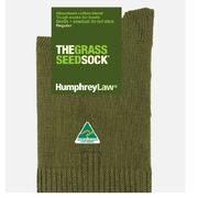 Humphrey Law 22C The Grass Seed Sock Khaki