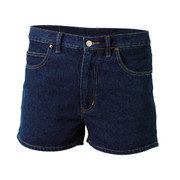 King Gee K07640 Stonewash Denim Short