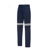 King Gee K43535 Womens Drill Reflective Pant
