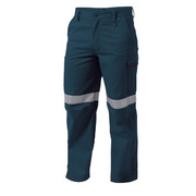 King Gee K53800 Reflective WorkCool Drill Pant