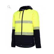 King Gee K55015 Reflective Puffer Jacket