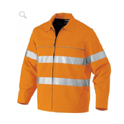 King Gee K55805 Reflective Drill Jacket