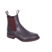 Slatters Arizona Boot in Brown