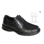 Slatters AWARD II Shoe in Black