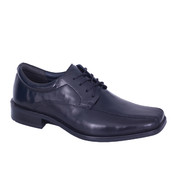 Slatters Hampton Shoe in Black
