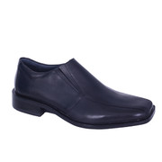 Slatters Hugh Shoe in Black