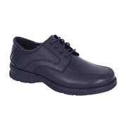 Slatters Lithgow Shoe in Black