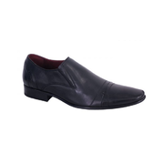 Slatters EDIN shoe in Black