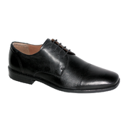 Slatters HAMILTON shoe in Black