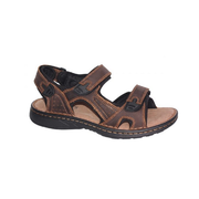 Slatters KINGSMEN sandal in Timber