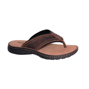 Slatters KYTE sandal in Timber