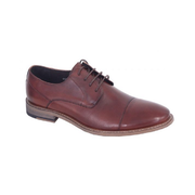 Slatters NAPLES shoe in Brown