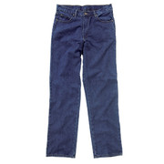 Hard Yakka Y03514 14.5 oz Enzyme Washed Rigid Denim Jean