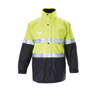 Hard Yakka Y06556 Hard Yakka Hi- Vis 2Tone 6 In 1 Jacket