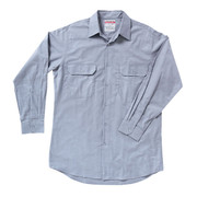 Hard Yakka Y07528 Cotton Chambray Shirt Long Sleeve