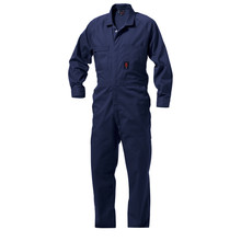 King Gee K01190 Wash 'n' Wear Combination Polycotton Overall